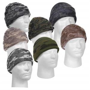 Rothco Deluxe Camoflague Watch Caps Knit caps sock hats