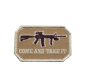 Rothco Come and Take It Morale Patch 72196