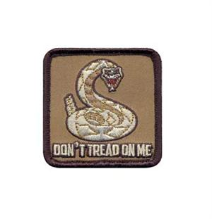 Rothco Don't Tread on Me Morale Patch 72201