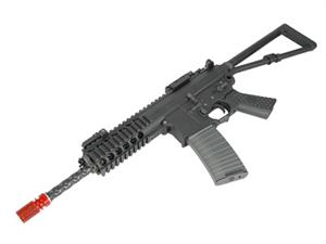 WE Full Metal PDW Gas Blowback Airsoft Gun GBBR
