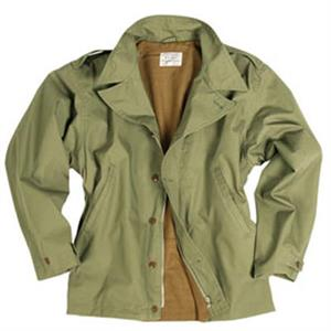 WWII US M1941 Field Jacket New Reproduction