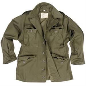 WWII US M1943 Field Jacket New Reproduction