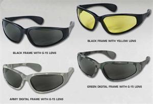 VooDoo Tactical Military Protective Eyewear SunGlasses eyepro