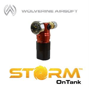 Wolverine Airsoft Storm HPA On Tank Regulator