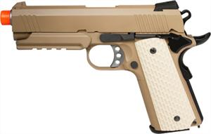 WE 4.3 M1911 Desert Warrior GBB