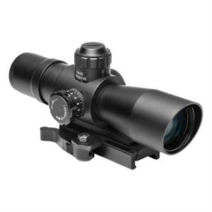 NcSTAR MkIII Tactical 4X32 Scope with Biohazard/ Red & Green Retical
