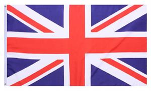 United Kingdom Flag 3' X 5'