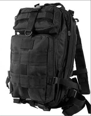 Medium Transport Backpack Black