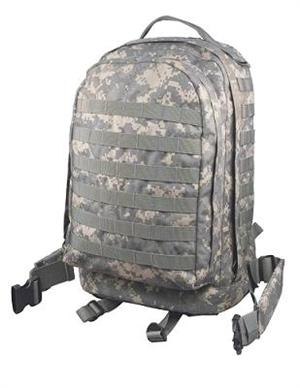 Molle II 3-Day assault Pack ACU Digital Camo