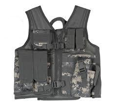 Cross Draw Vest  ACU/Army Digital