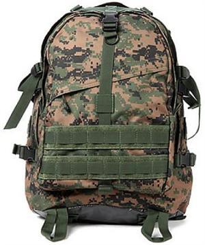 Large Transport Pack Woodland Digital Camo