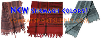 Shemagh Scarf Promo